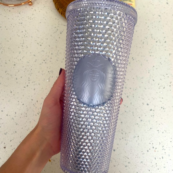 Sparkly Starbucks tumbler cup (never been used)